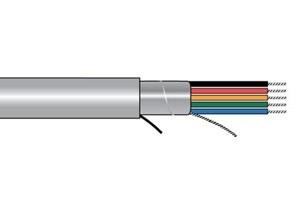 Alpha Wire Xtra-Guard® 1, Foil Shield, 300V