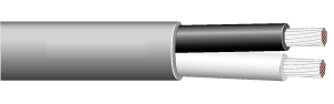 UL 1426 Duplex Flat Jacketed Boat Cable from Interstate Wire