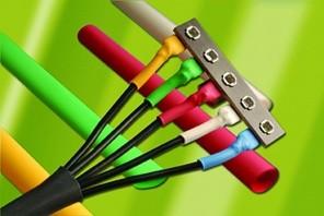 Alpha Wire FIT®-221 Heat Shrink Tubing 2:1 XLPO