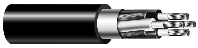 General Cable Type SOOW 2-Conductor Carolprene® Jacketed (General Cable)