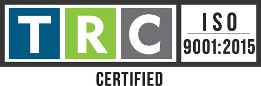 TRC-Certified-ISO-9001-2015-Logo