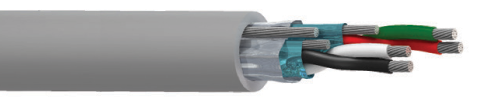 Belden SpaceMaker Individually Shielded and Overall Shield Electronic Cable